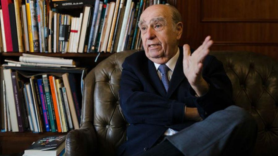 """Sanguinetti: """"En el diseño que Talvi quería no cabía la mayoría del partido; no cabíamos"""""""
