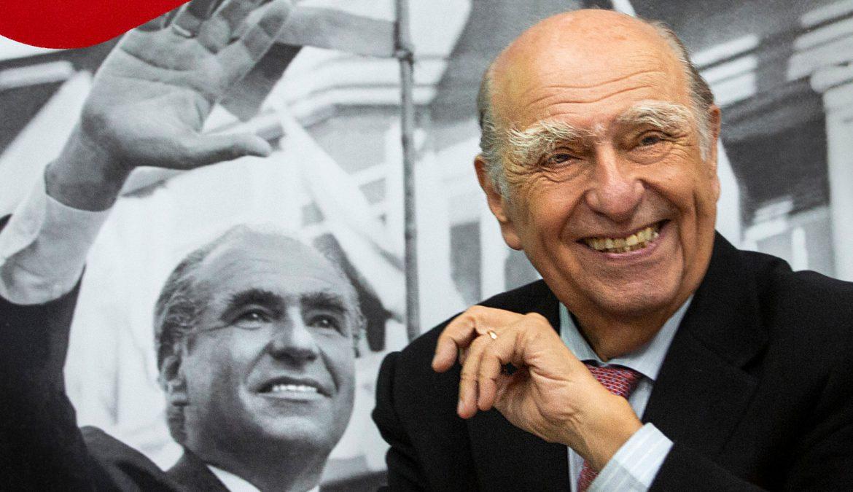 """Sanguinetti: """"Yo esperaba una votación razonable, que es lo que hubo"""""""