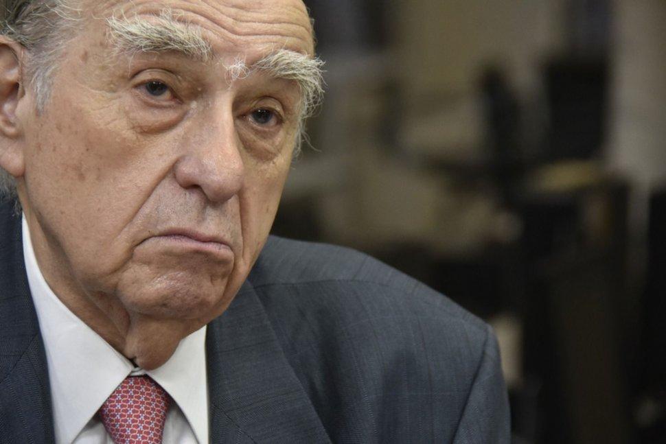 """Sanguinetti sobre búsqueda de desaparecidos en su gobierno: """"Era un hormigón de secreto"""""""