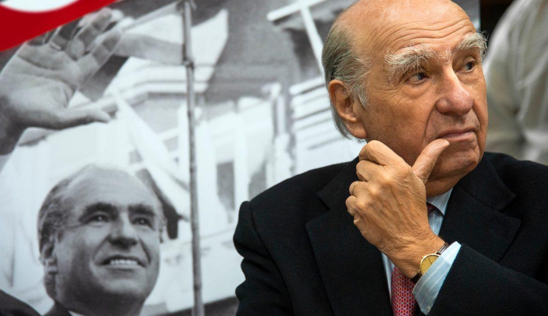 """Las noticias falsas son """"el riesgo que hay que cubrir entre todos actuando con claridad"""", afirma Sanguinetti"""