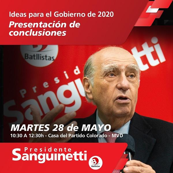 Cierre del Ciclo Ideas para el Gobierno de 2020