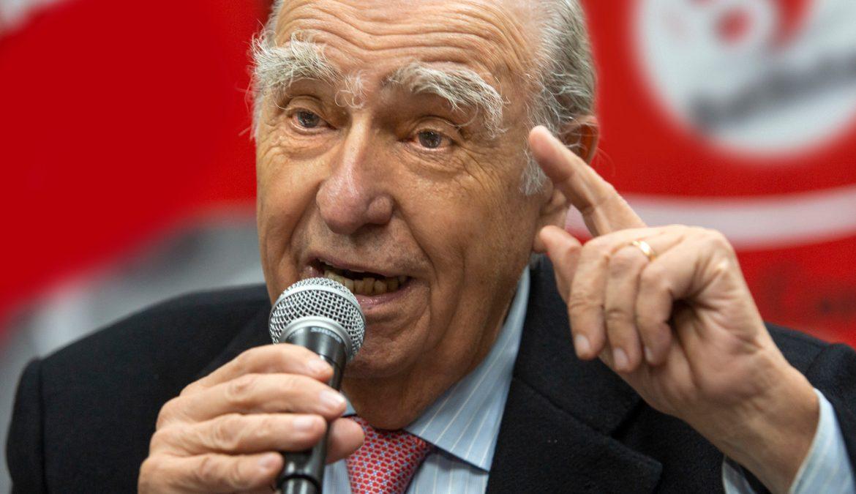 Sanguinetti: Uruguay eligió seguir «la teoría de la libertad responsable» durante la pandemia.